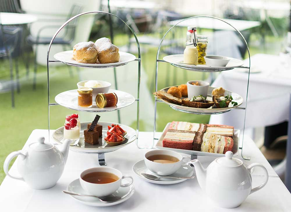 Afternoon tea returns!