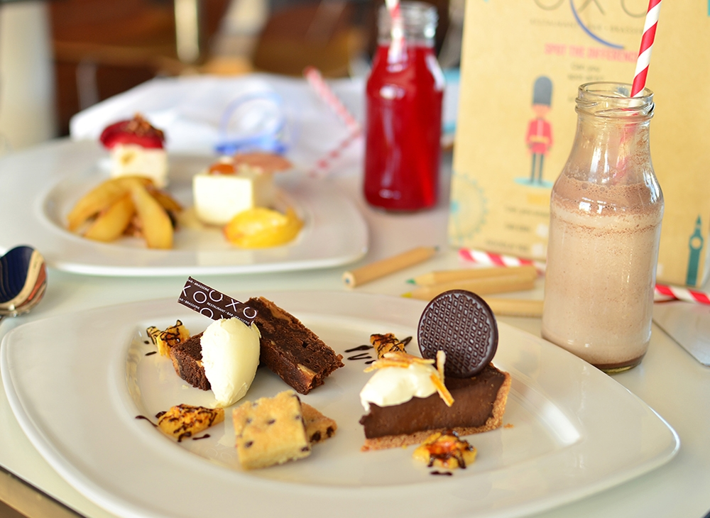 Kid's Afternoon Tea With a Twist
