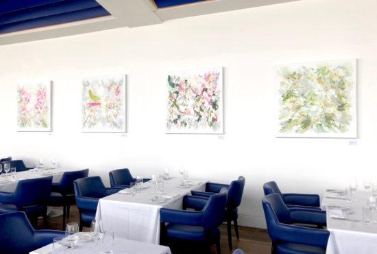 Restaurant Artwork – Corinne Natel