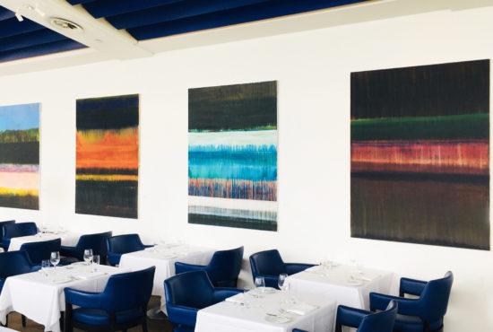 Restaurant Artwork – Wojciech Nowikowski