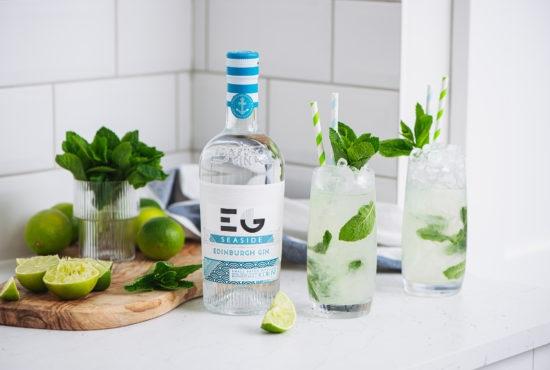 The Edinburgh Gin Terrace