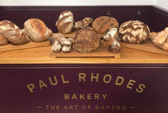 Paul Rhodes Bakery visit