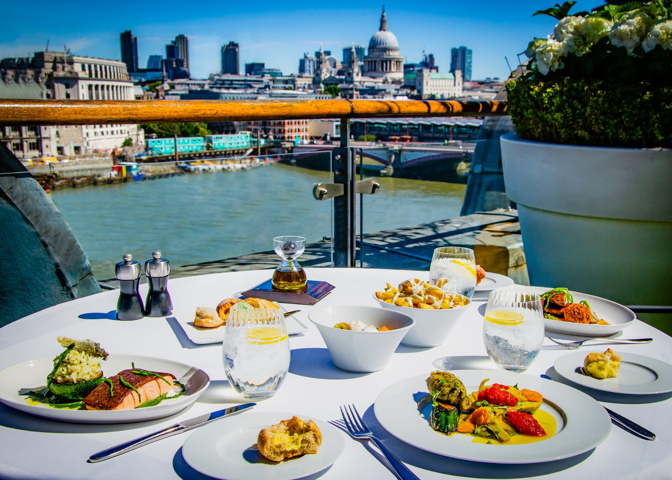 Summer Dining Set Menu at OXO<br>from £33