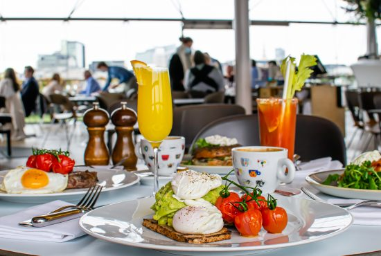 OXO Brasserie breakfast club!