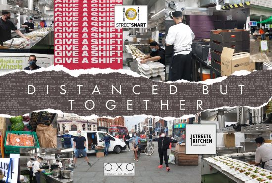 The OXO Community kitchen continues