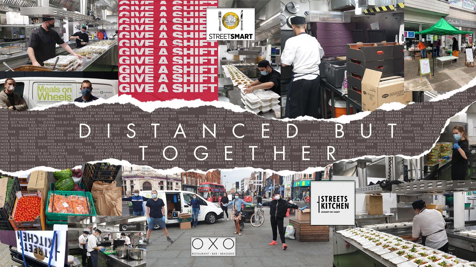 The OXO Community kitchen returns