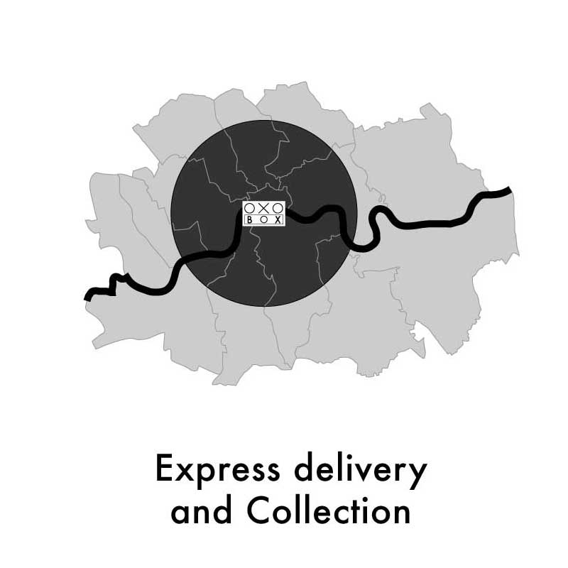 Delivery in Greater London