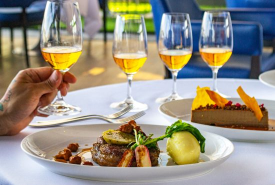 The Macallan Double Cask Whisky Dinner