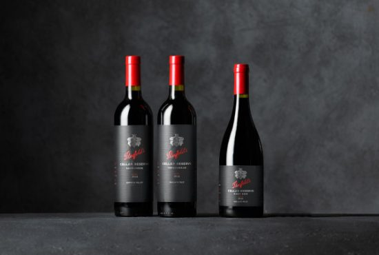 Exclusive Penfold wines only available at OXO