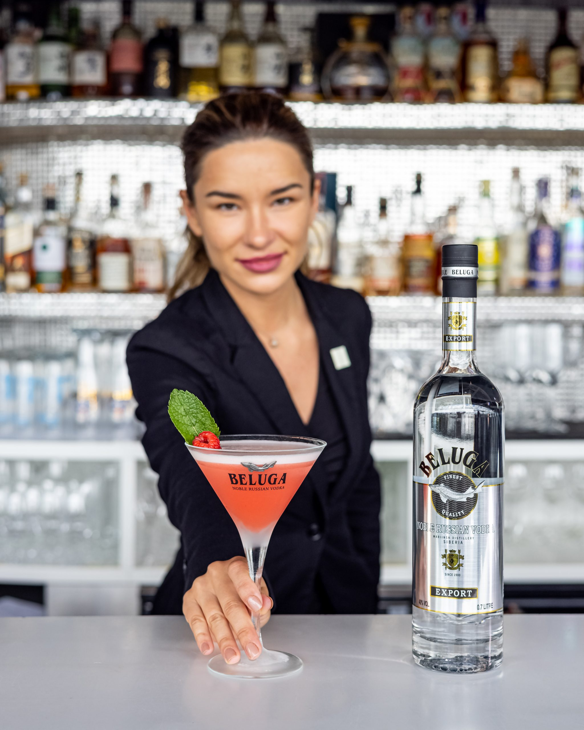 London Cocktail Week and Beluga come to OXO Bar
