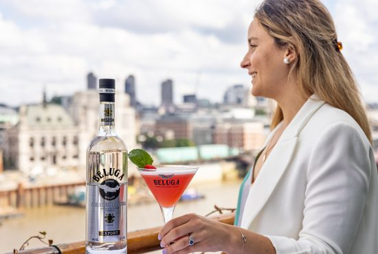 London Cocktail Week and Beluga come to OXO