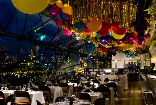 New Year's Eve at OXO